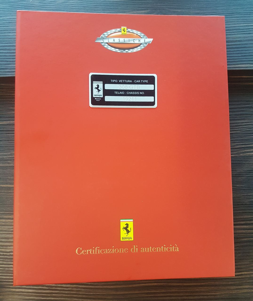 1976 Ferrari 308 GTB Vetroresina  12982