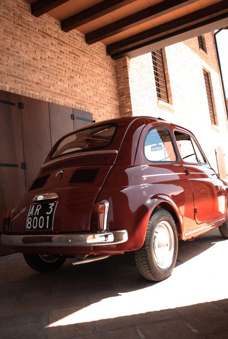 1963 Fiat 500 D 70462