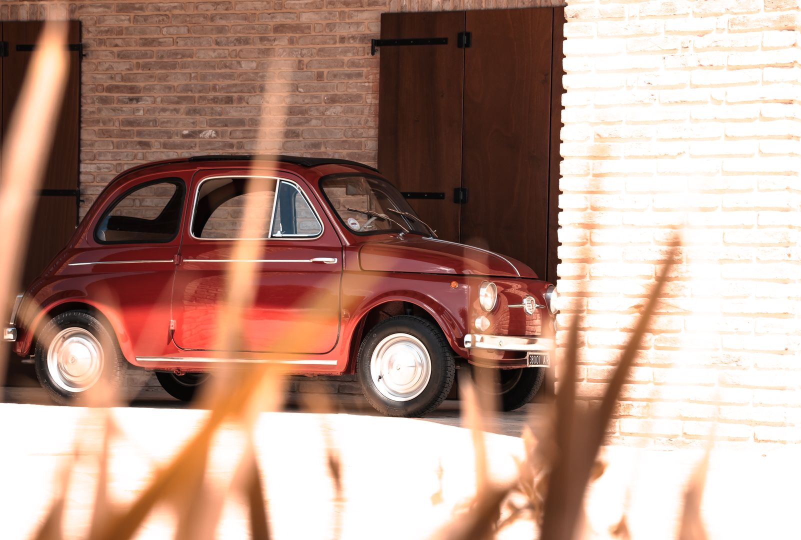 1963 Fiat 500 D 70459