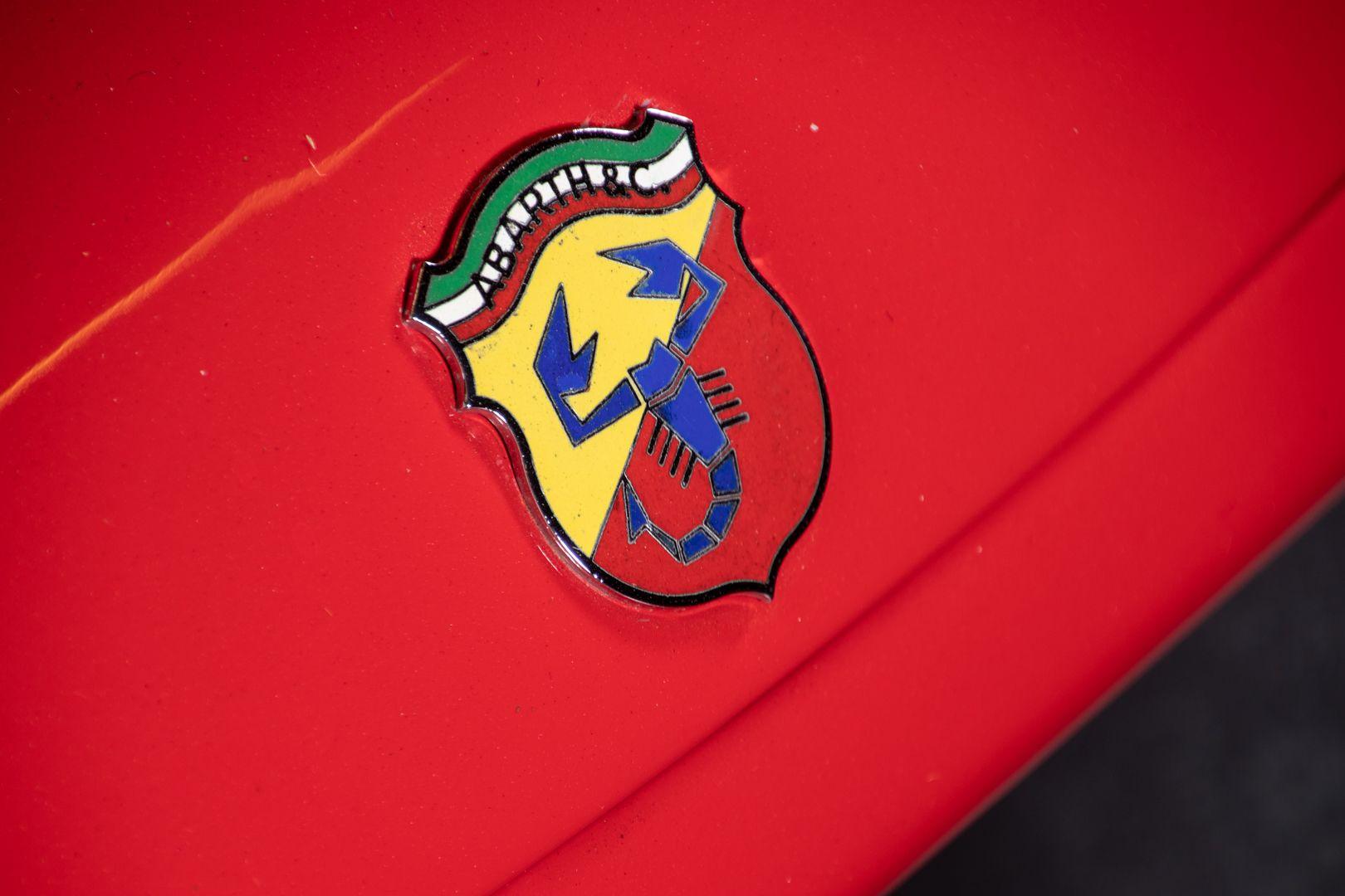 1968 Abarth 1000 SP sport prototipo 23573