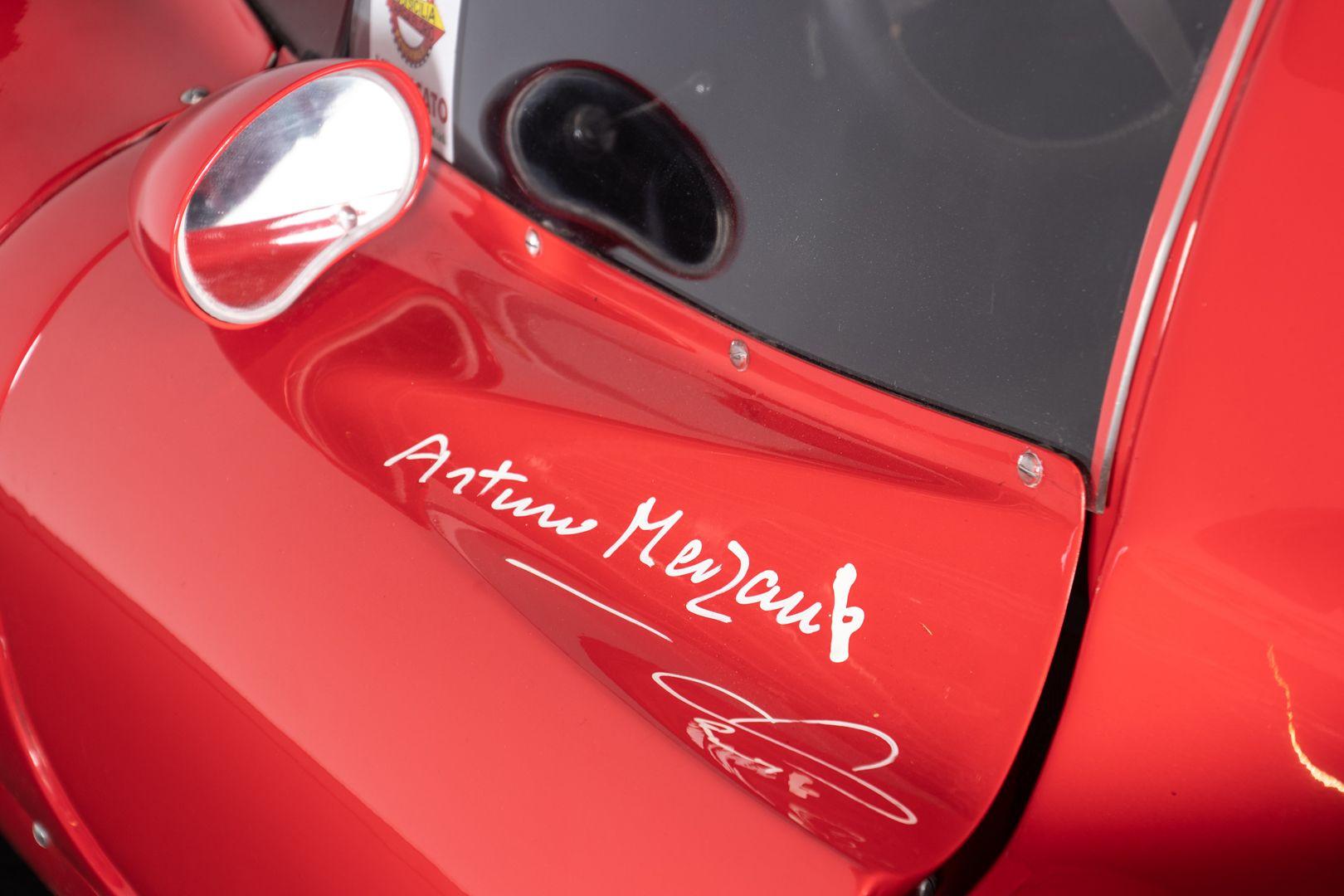 1968 Abarth 1000 SP sport prototipo 23580