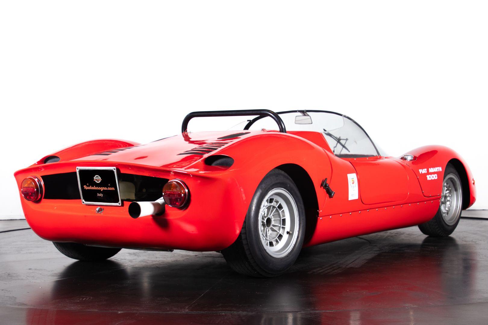 1968 Abarth 1000 SP sport prototipo 23563