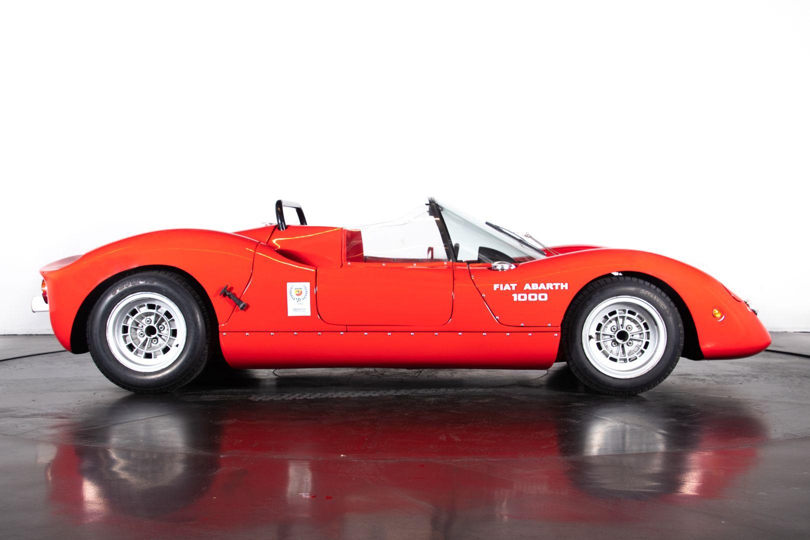 1968 Abarth 1000 SP sport prototipo 23564