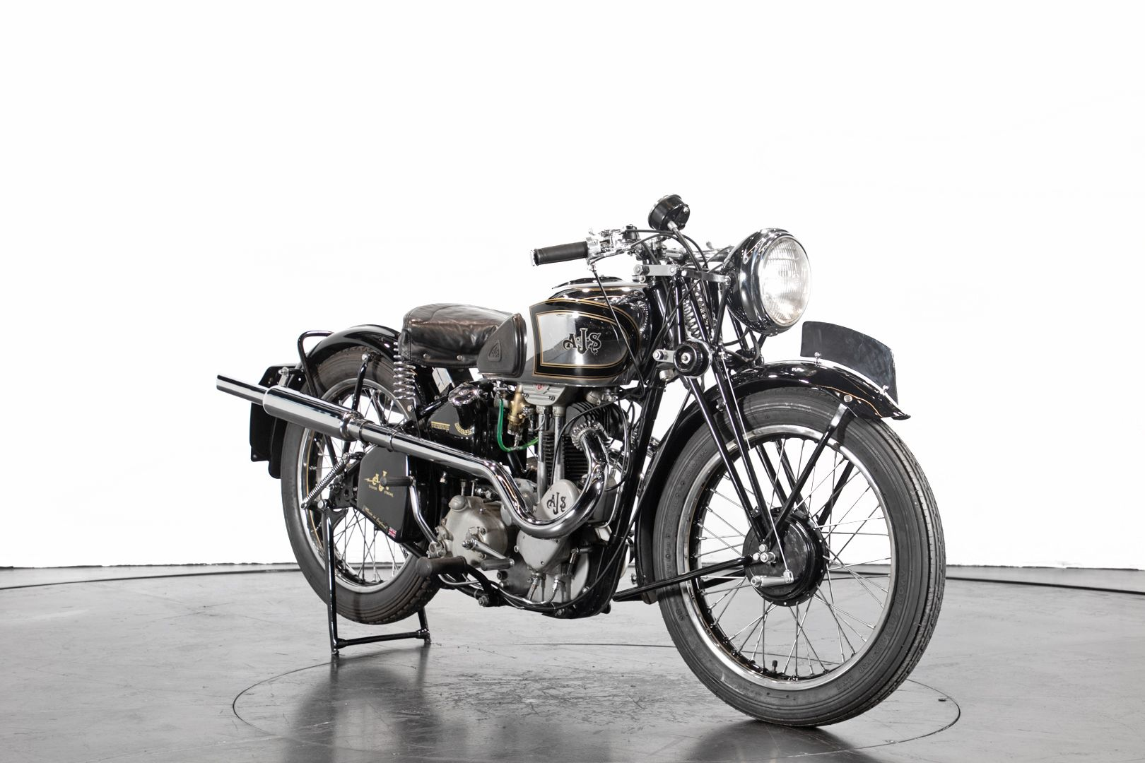 1938 AJS 350 65105