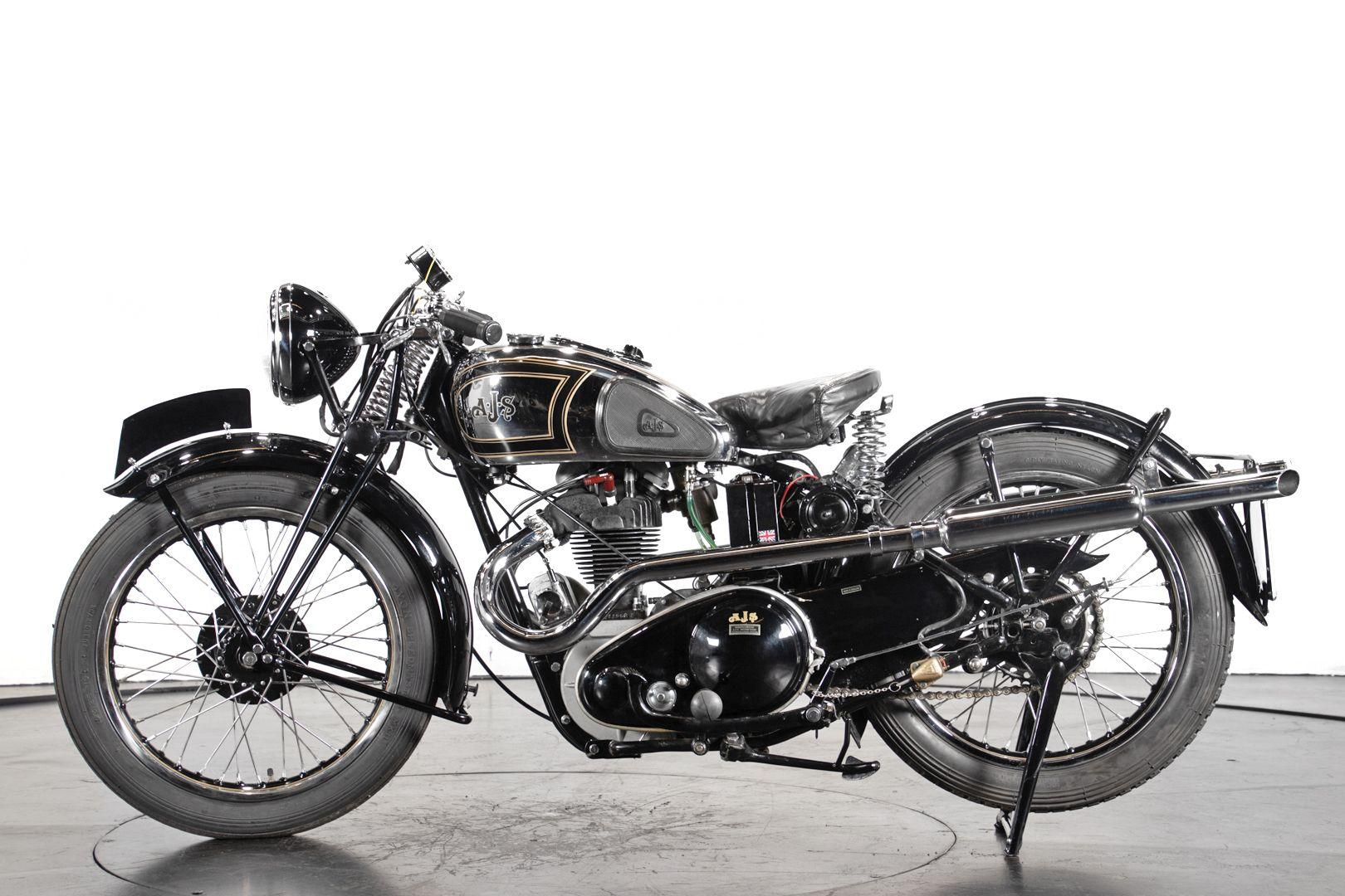 1938 AJS 350 65107