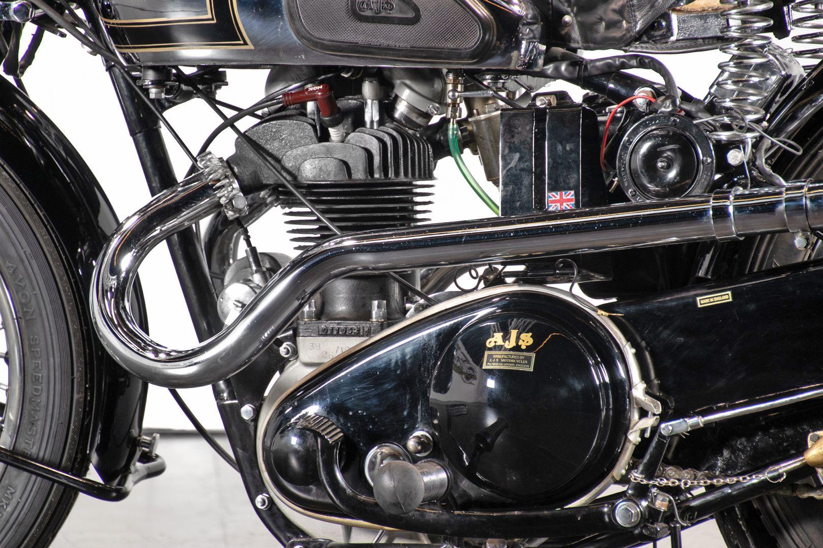 1938 AJS 350 65110