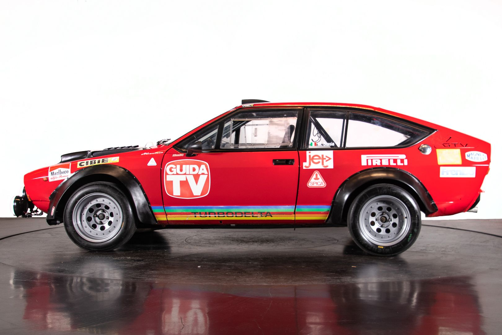1979 Alfa Romeo Alfetta GTV Turbodelta Gr.4 48425