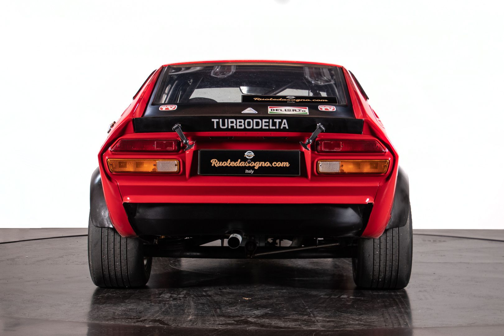 1979 Alfa Romeo Alfetta GTV Turbodelta Gr.4 48427