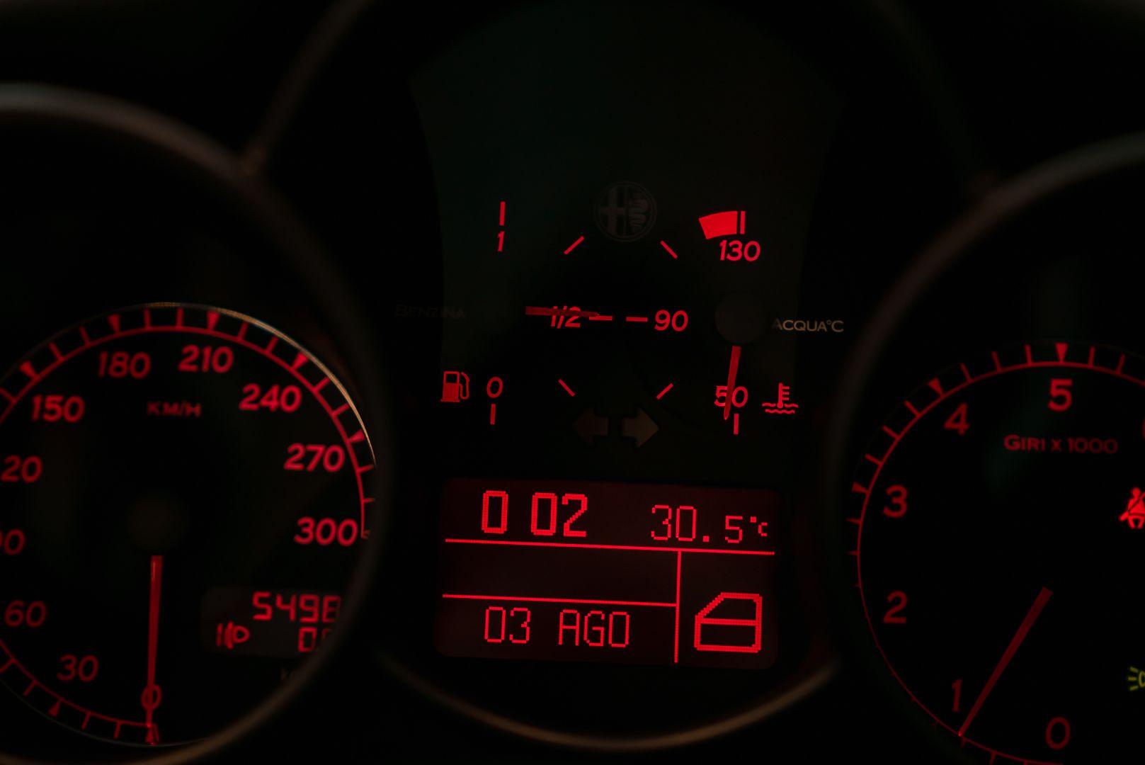 2003 Alfa Romeo 147 GTA 3.2i V6 24V 79579