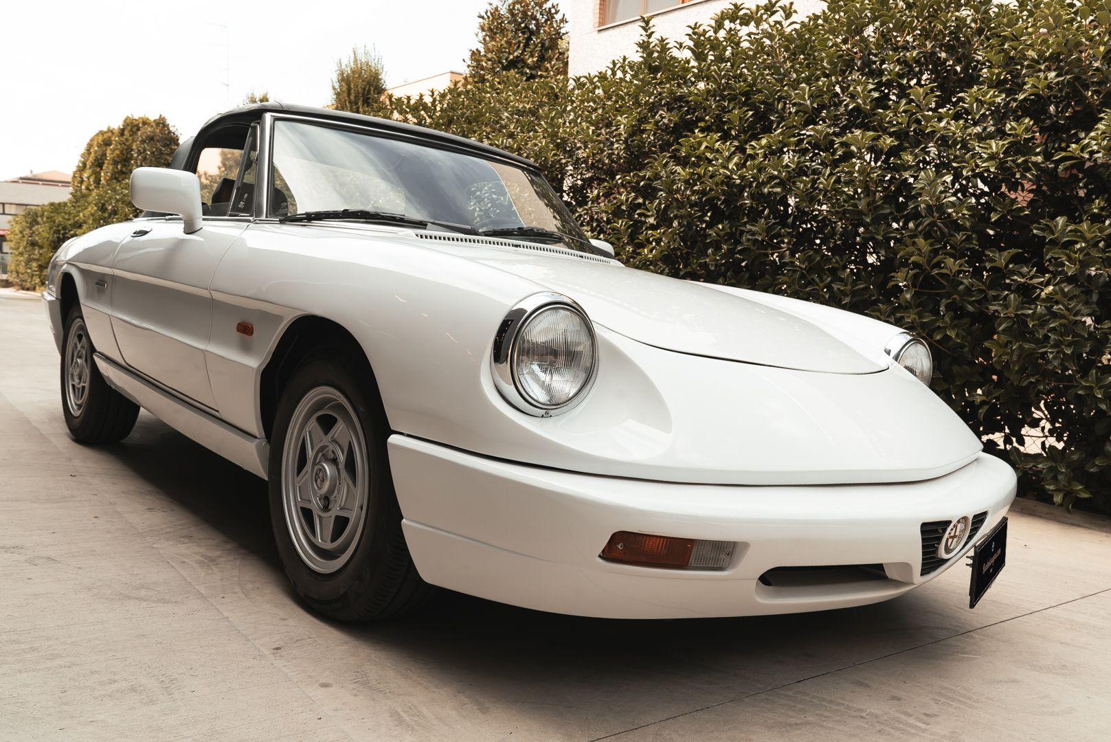 1991 Alfa Romeo Duetto 1.6 79676