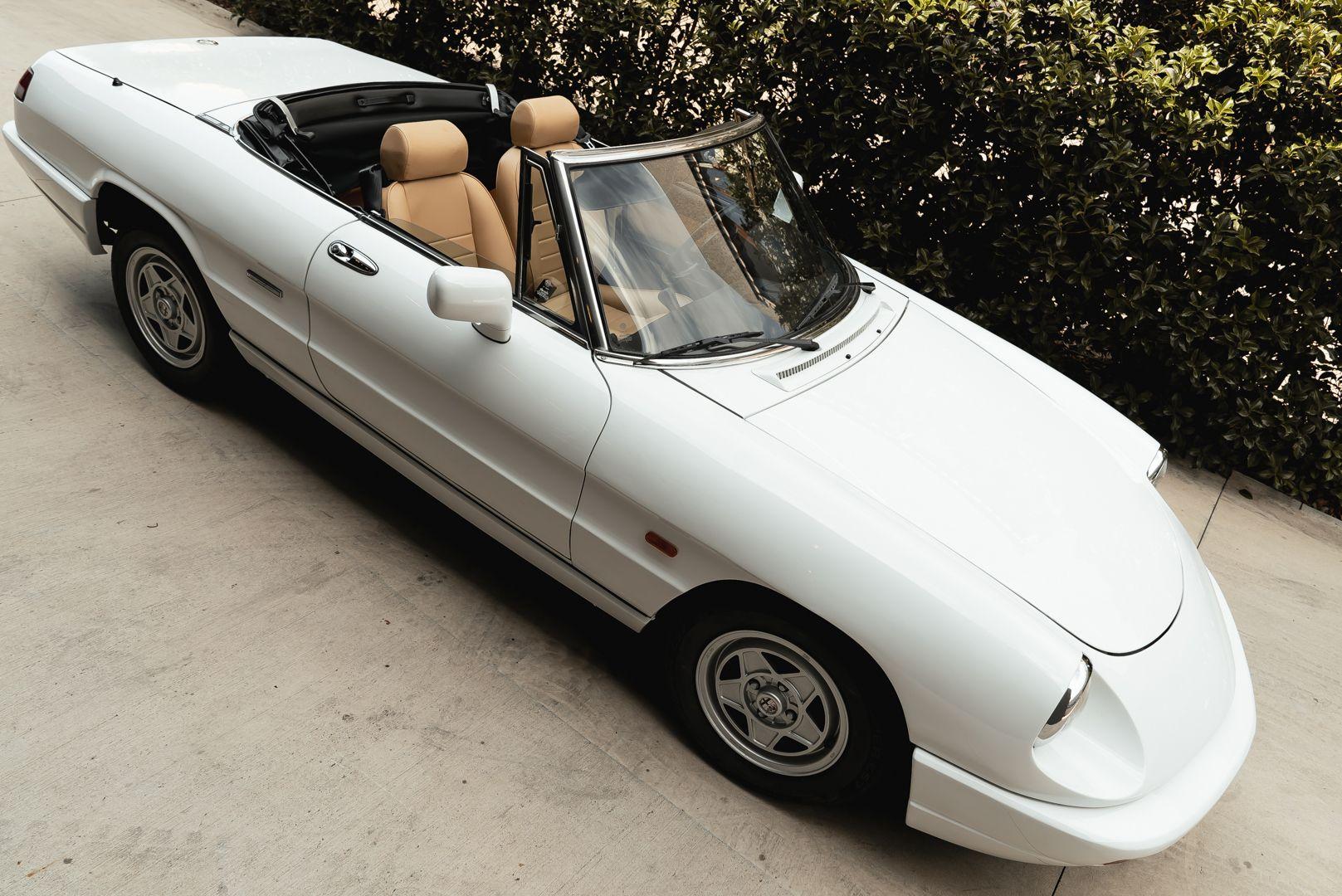 1991 Alfa Romeo Duetto 1.6 79678