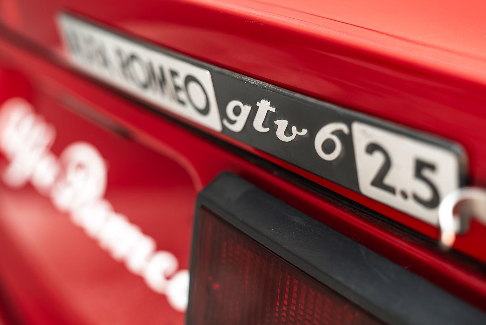 1981 Alfa Romeo GTV V6 2.5 Gr.2 Corsa 80102