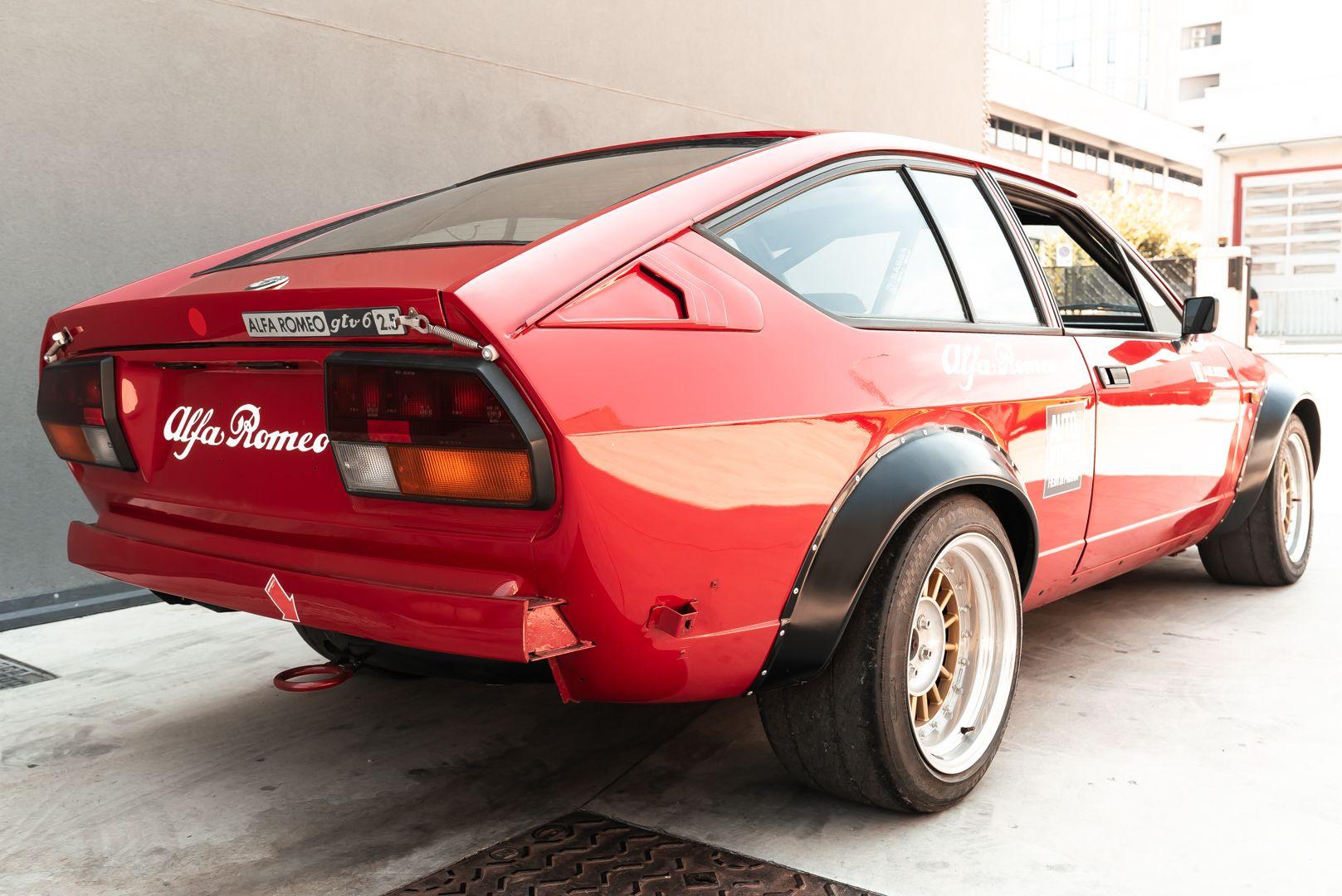 1981 Alfa Romeo GTV V6 2.5 Gr.2 Corsa 80091