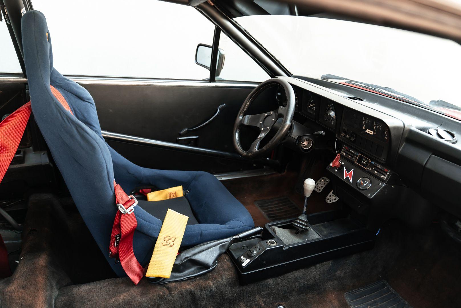 1981 Alfa Romeo GTV V6 2.5 Gr.2 Corsa 80104
