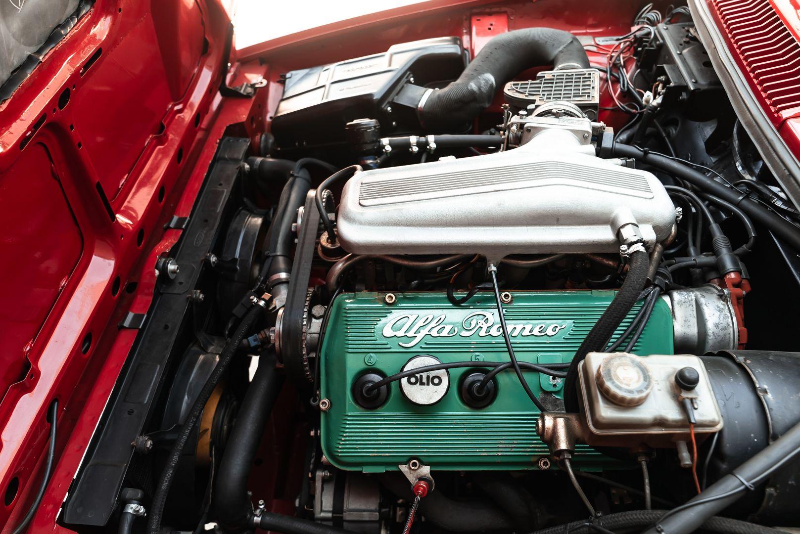 1981 Alfa Romeo GTV V6 2.5 Gr.2 Corsa 80126
