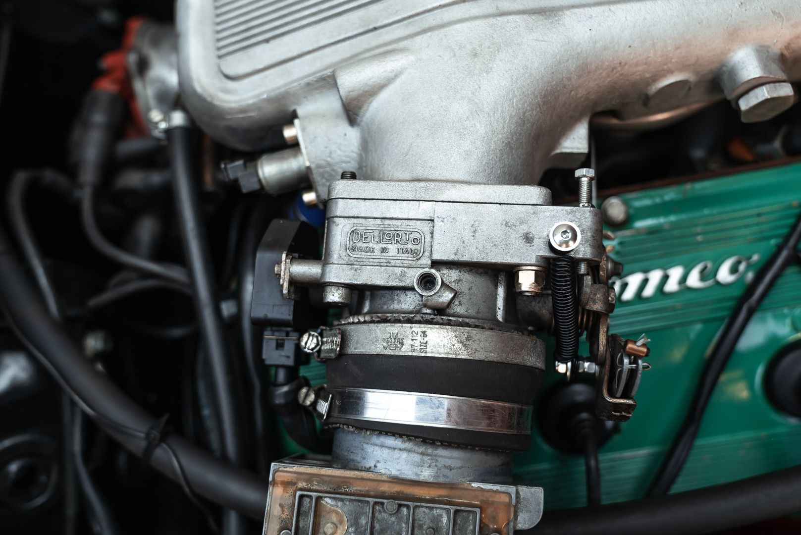 1981 Alfa Romeo GTV V6 2.5 Gr.2 Corsa 80132