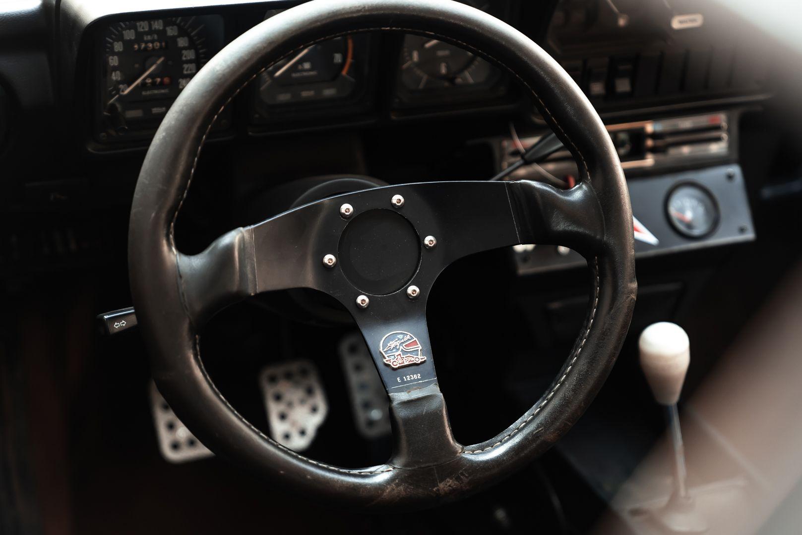 1981 Alfa Romeo GTV V6 2.5 Gr.2 Corsa 80122