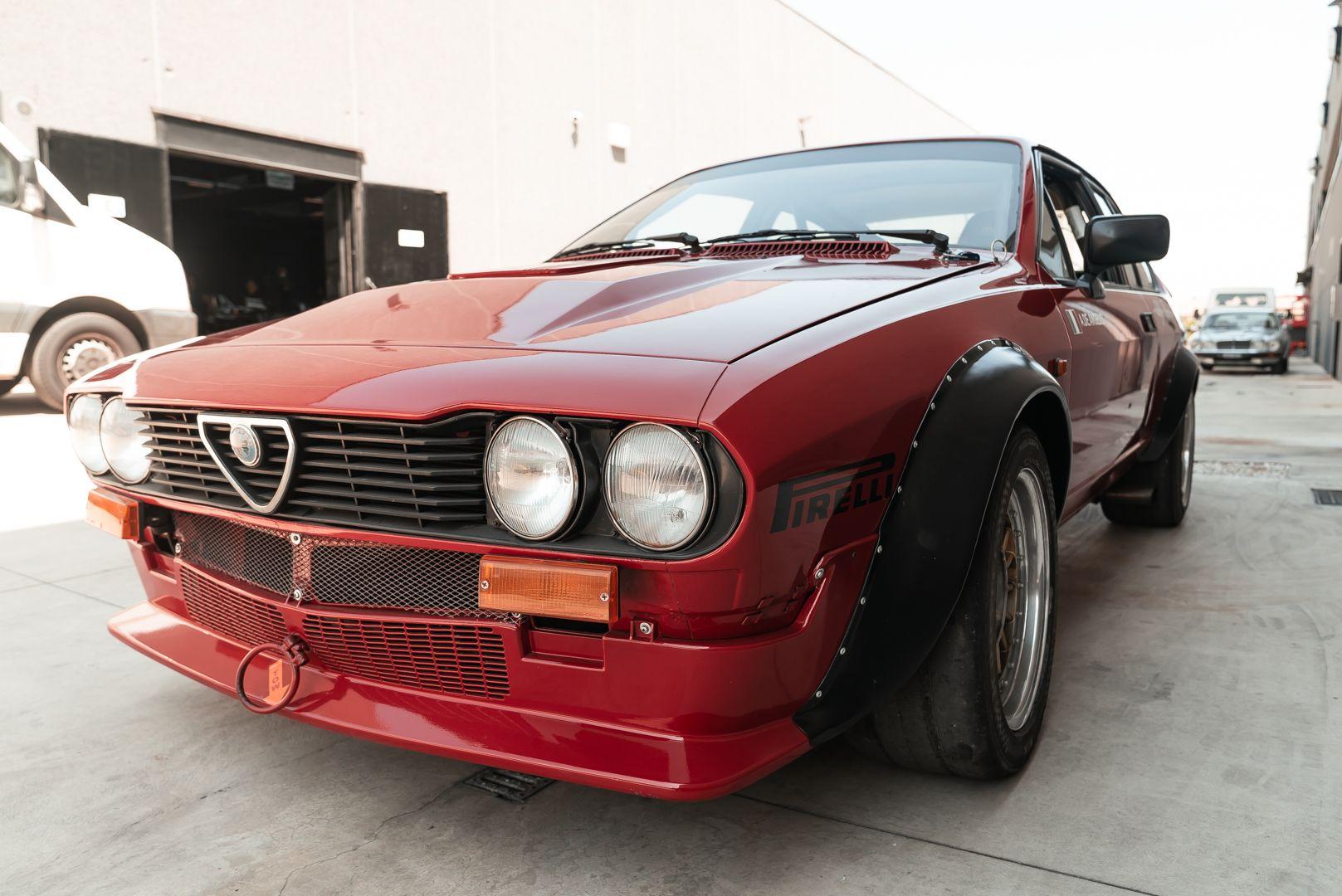 1981 Alfa Romeo GTV V6 2.5 Gr.2 Corsa 80089