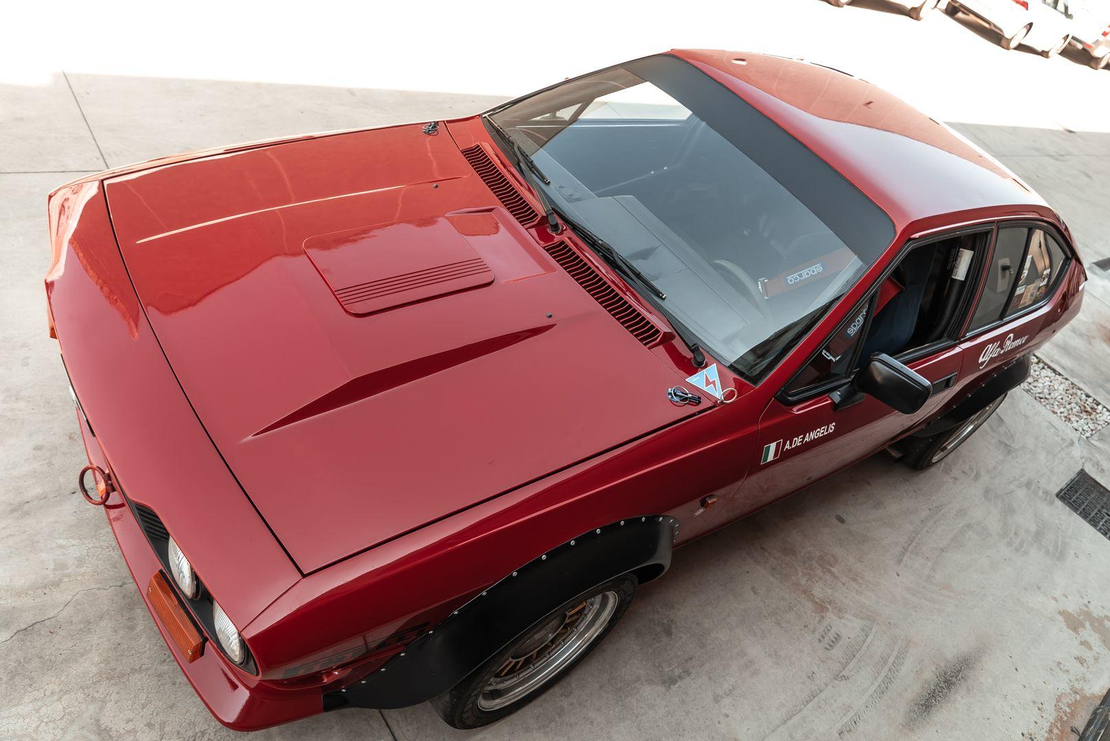 1981 Alfa Romeo GTV V6 2.5 Gr.2 Corsa 80092
