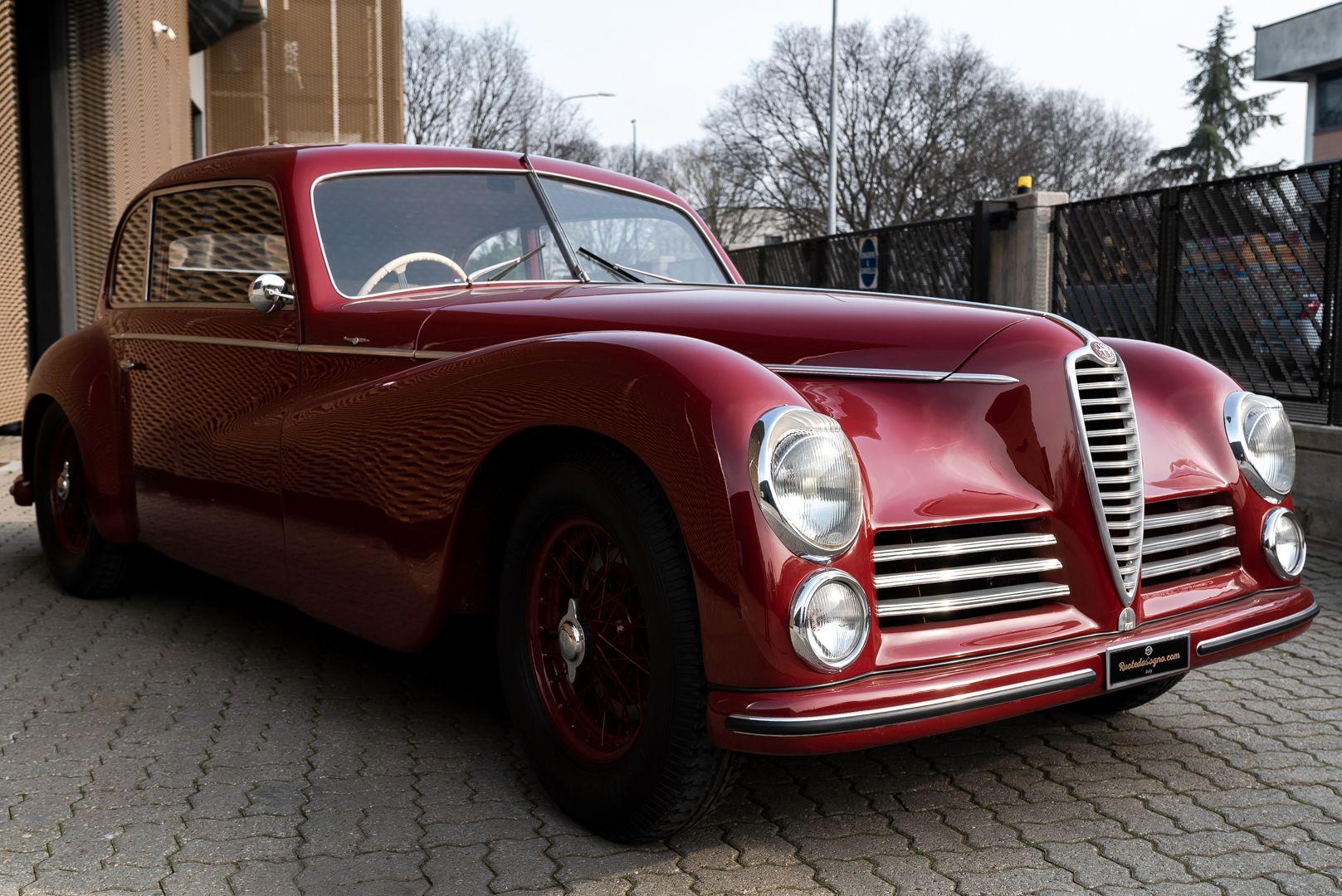 1947 Alfa Romeo Freccia d'oro 6C 2500 Sport 61700