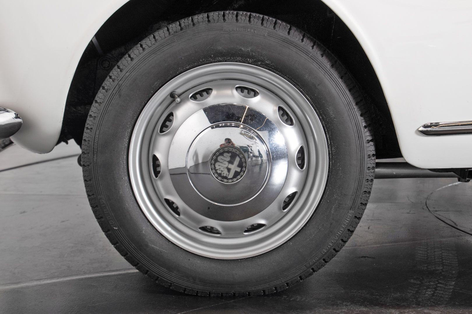 1961 Alfa Romeo Giulietta Sprint  53470