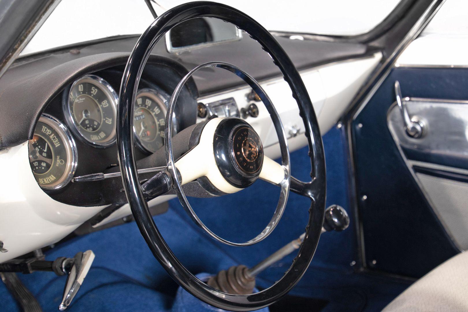 1961 Alfa Romeo Giulietta Sprint  53472