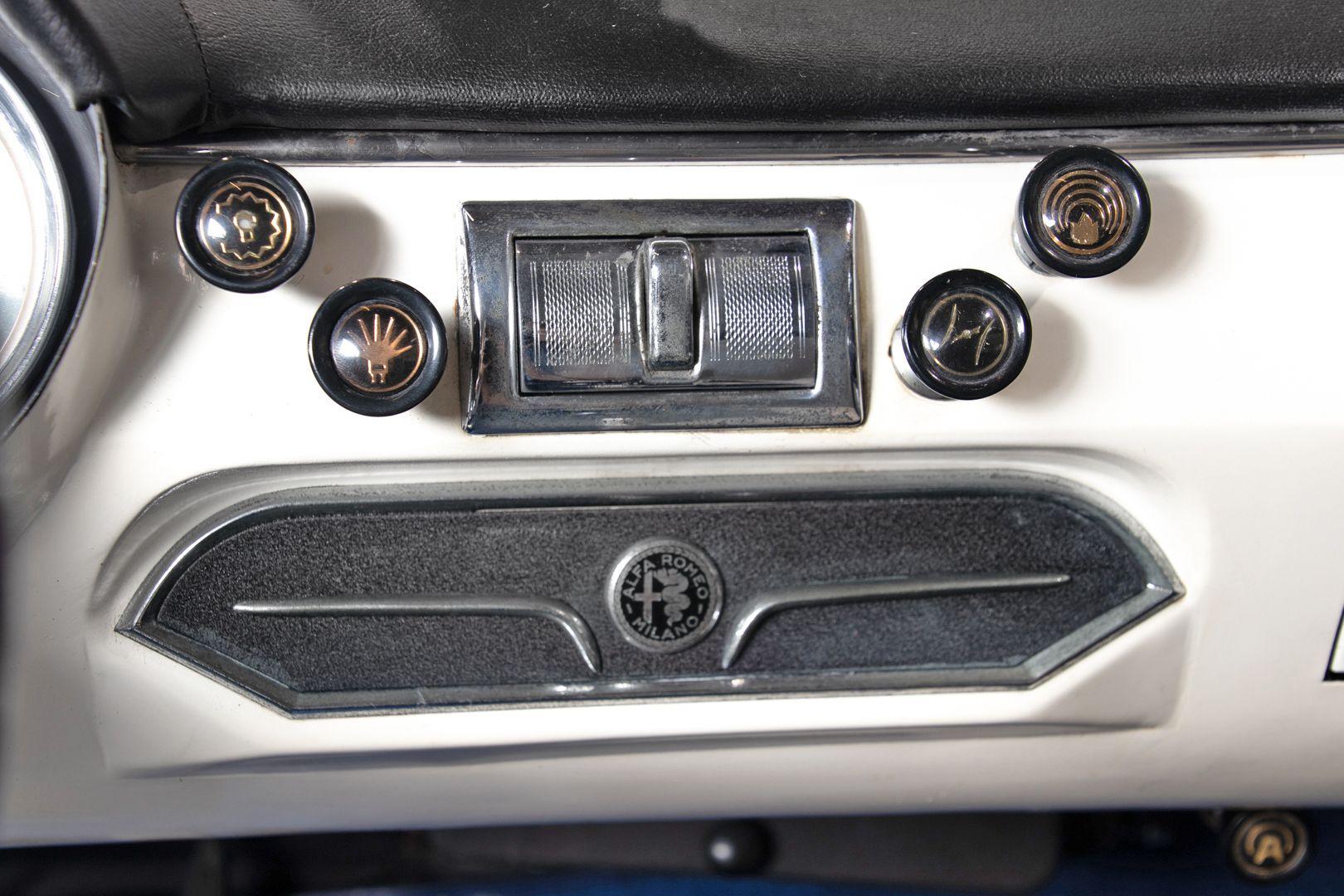 1961 Alfa Romeo Giulietta Sprint  53476