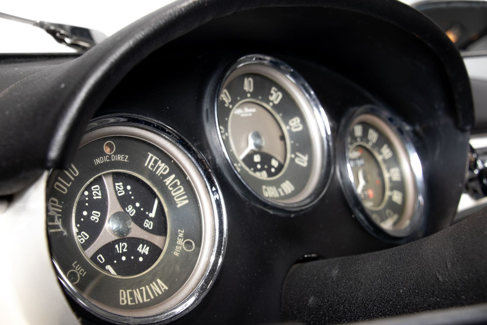 1961 Alfa Romeo Giulietta Sprint  53477