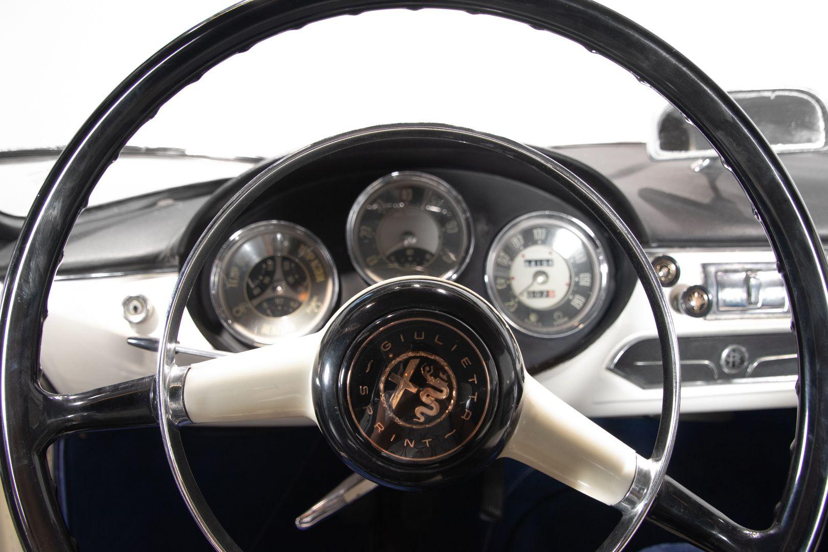 1961 Alfa Romeo Giulietta Sprint  53478