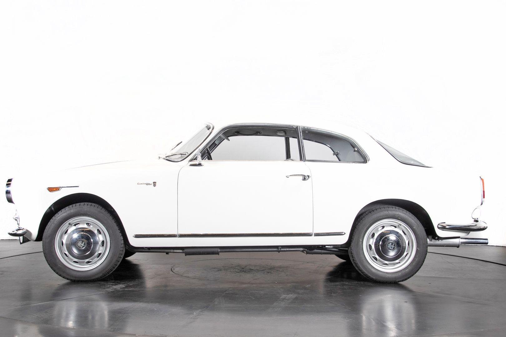 1961 Alfa Romeo Giulietta Sprint  53461