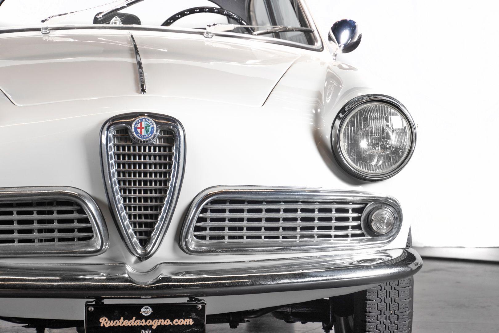 1961 Alfa Romeo Giulietta Sprint  53495