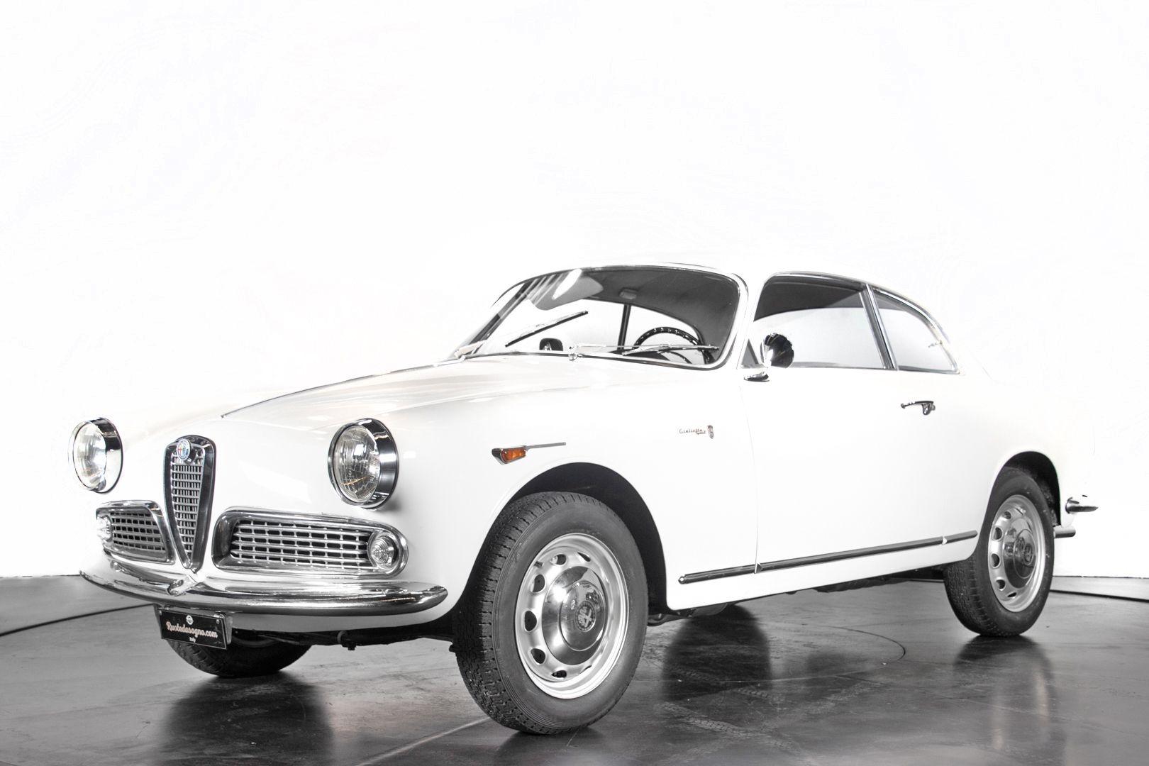 1961 Alfa Romeo Giulietta Sprint  53468