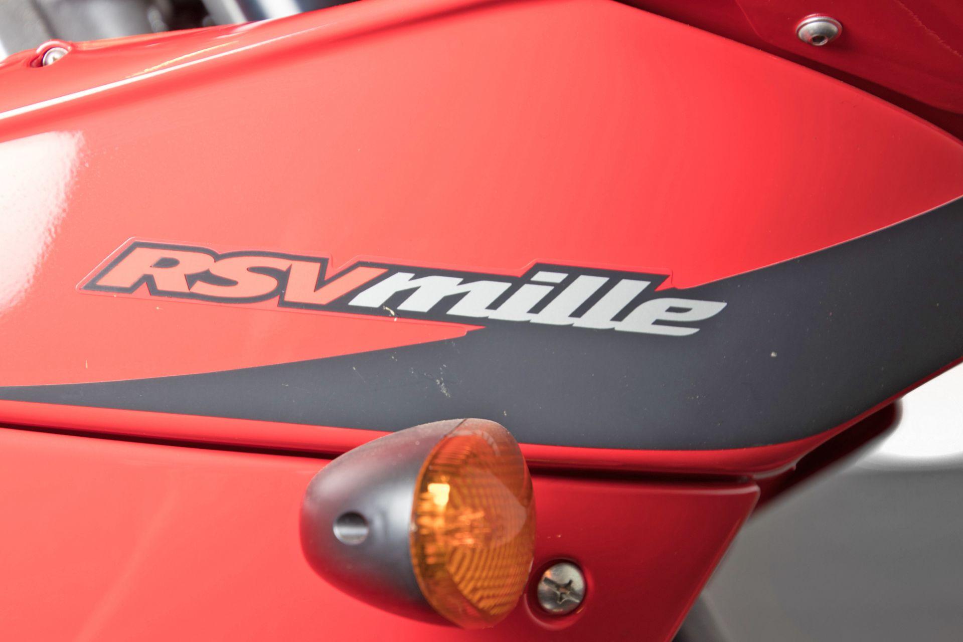 2000 Aprilia RSV 1000 34951