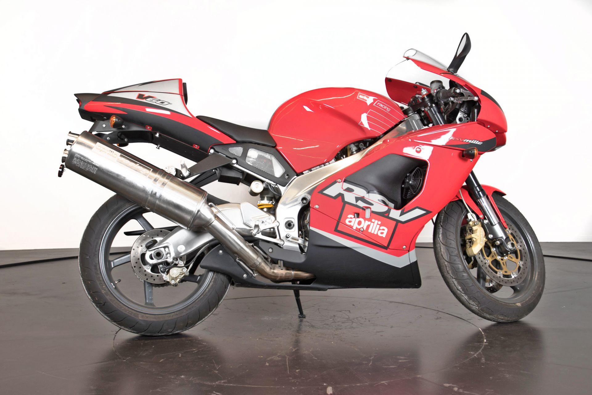 2000 Aprilia RSV 1000 34941