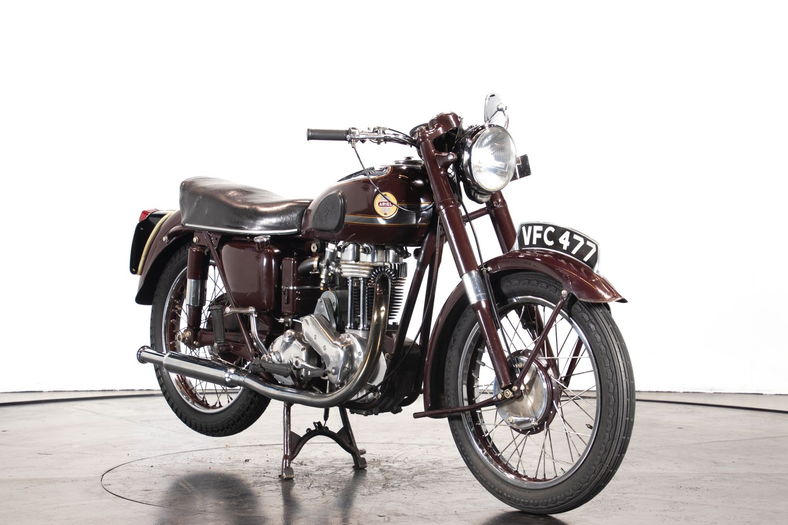 1955 Ariel 350 29832