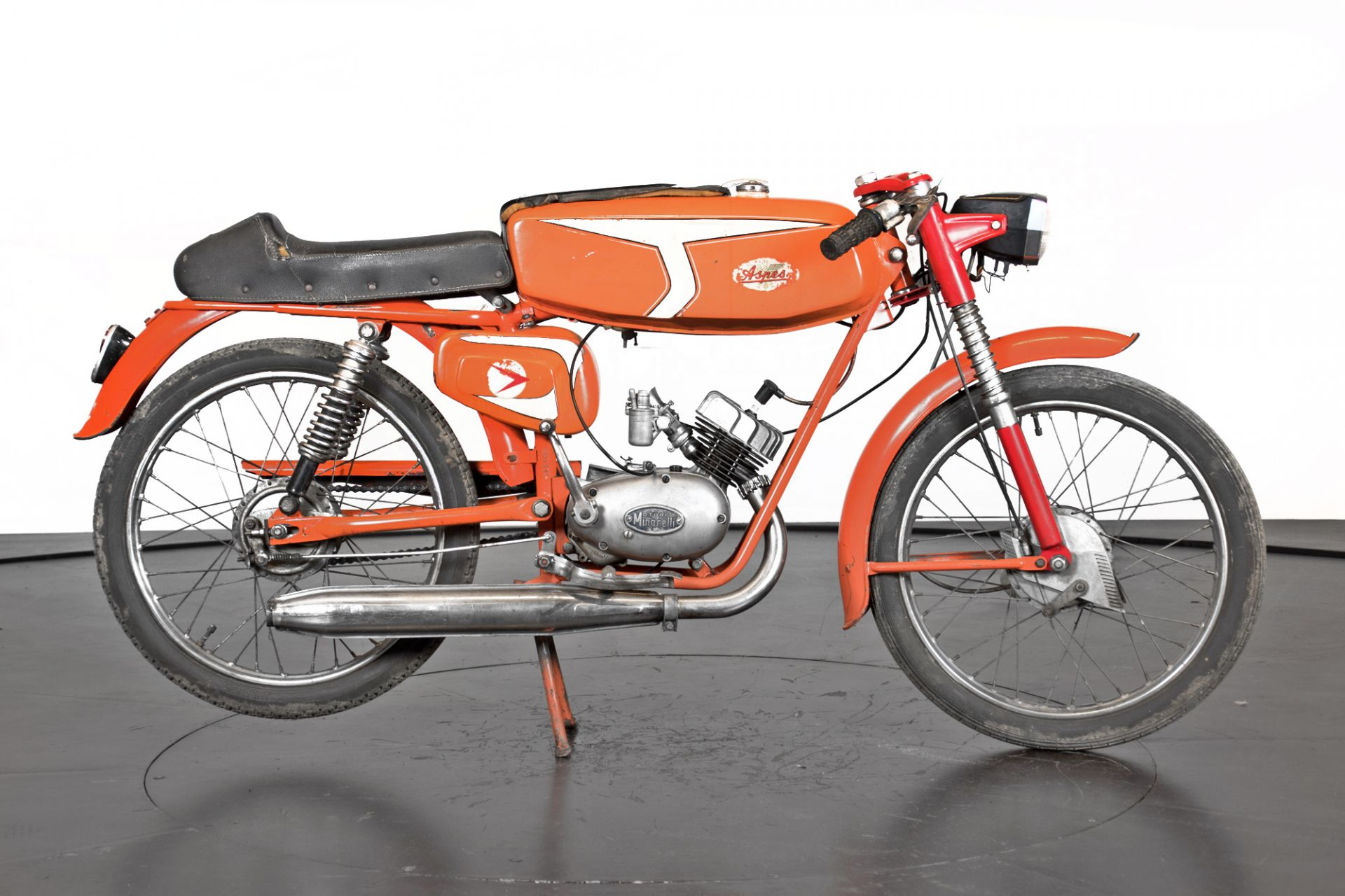 1966 Aspes SS3 SS4 35583