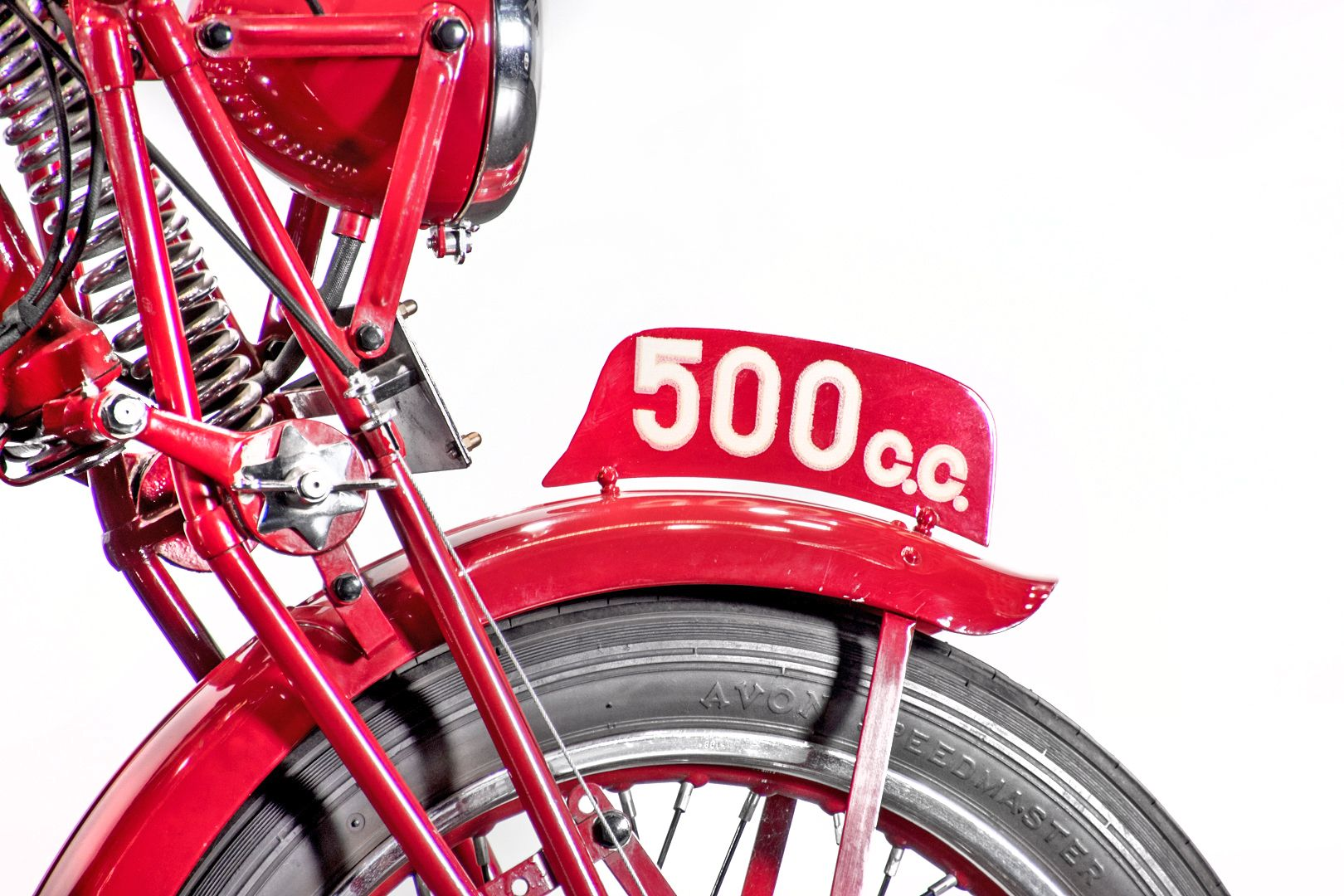 1939 Benelli 500 4TS 74475