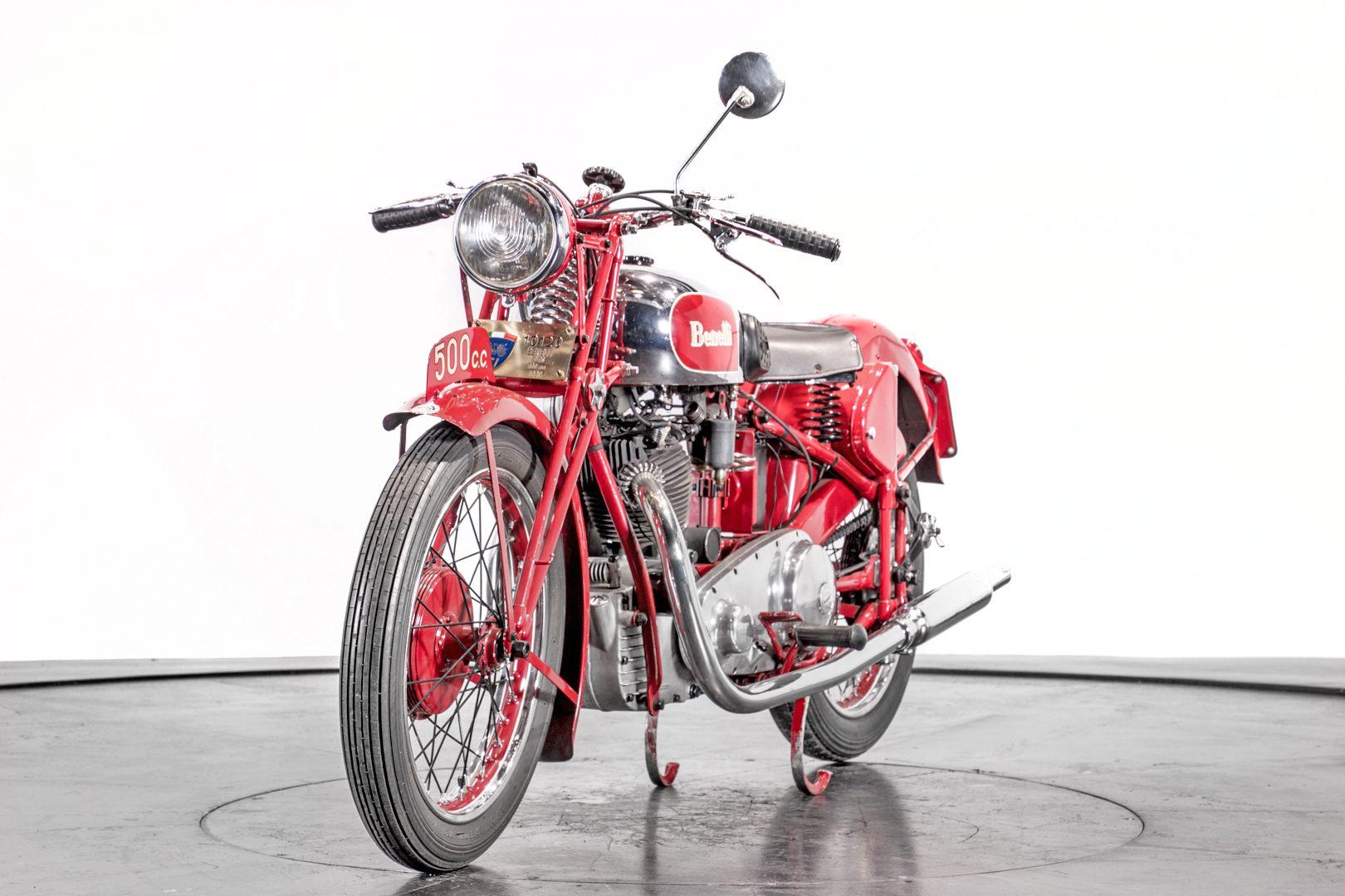 1939 Benelli 500 4TS 74468