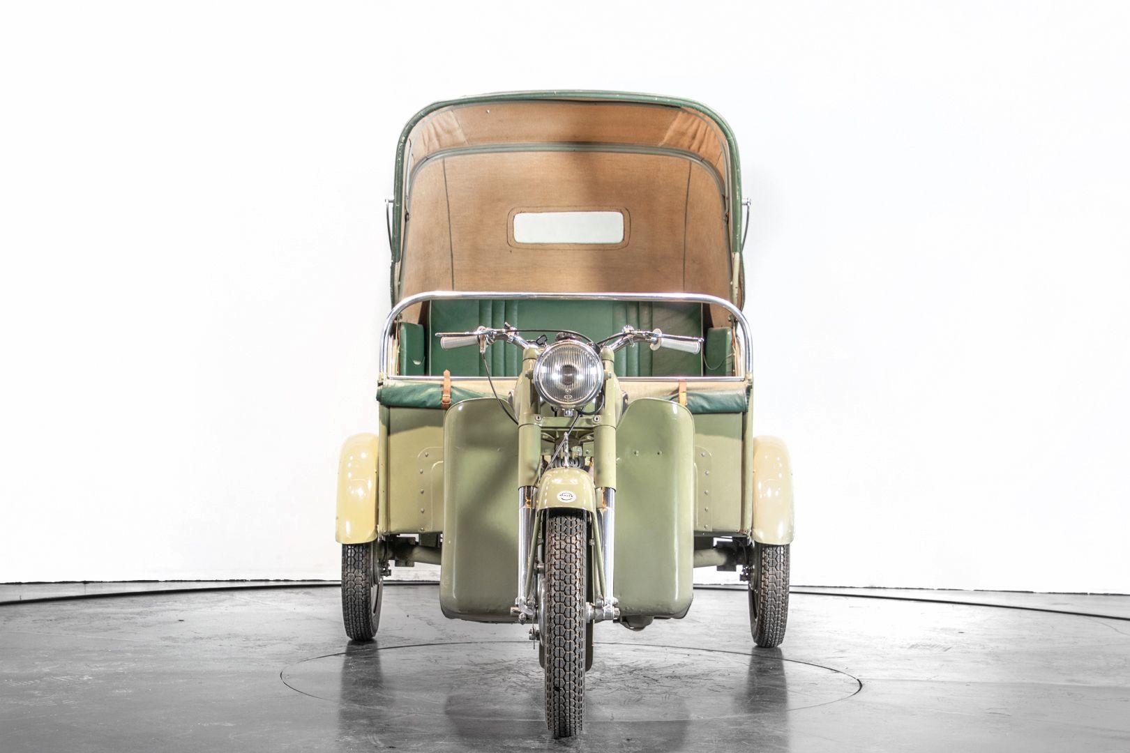 1956 Benelli 125 Leoncino Rikshaws 74320