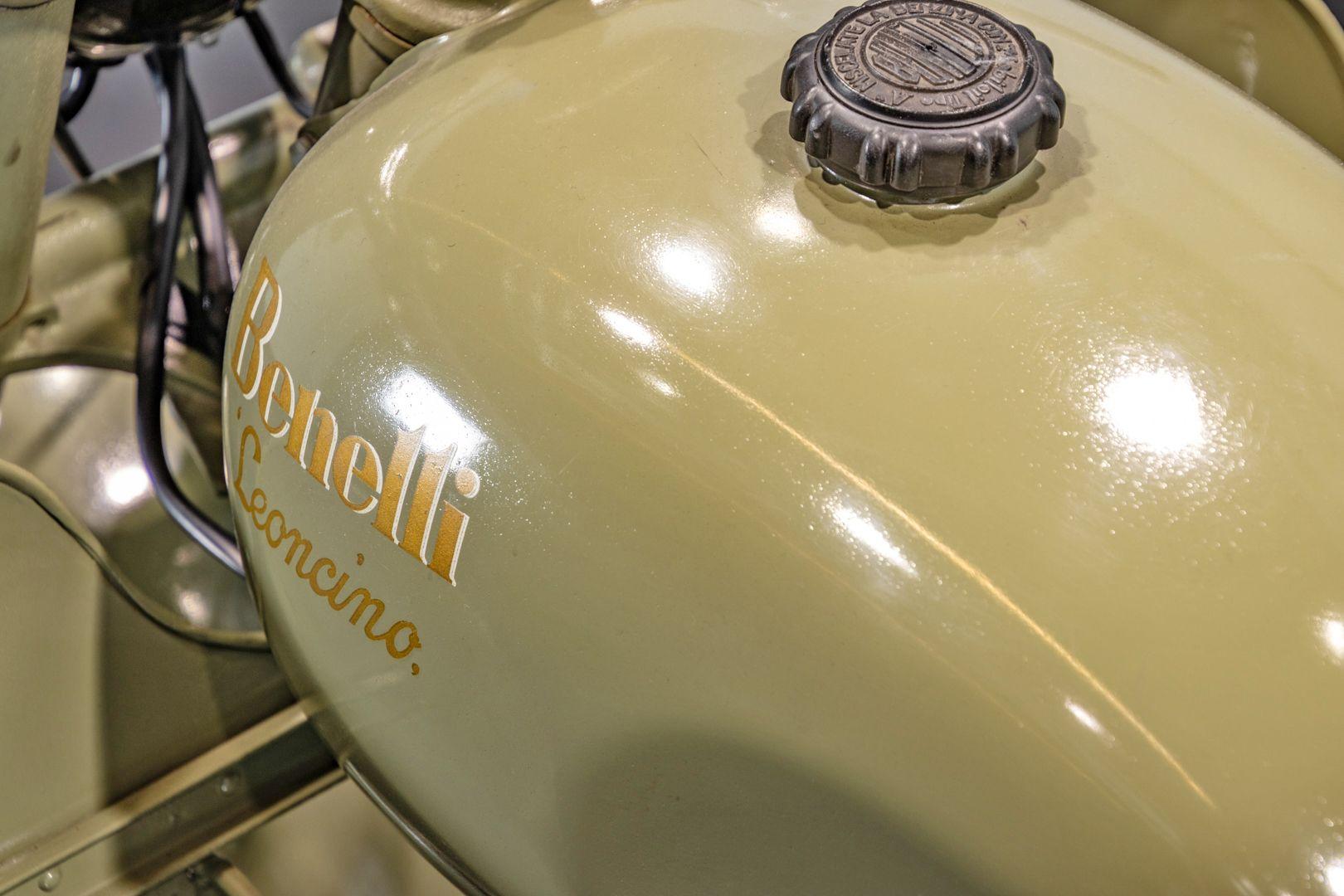 1956 Benelli 125 Leoncino Rikshaws 74326