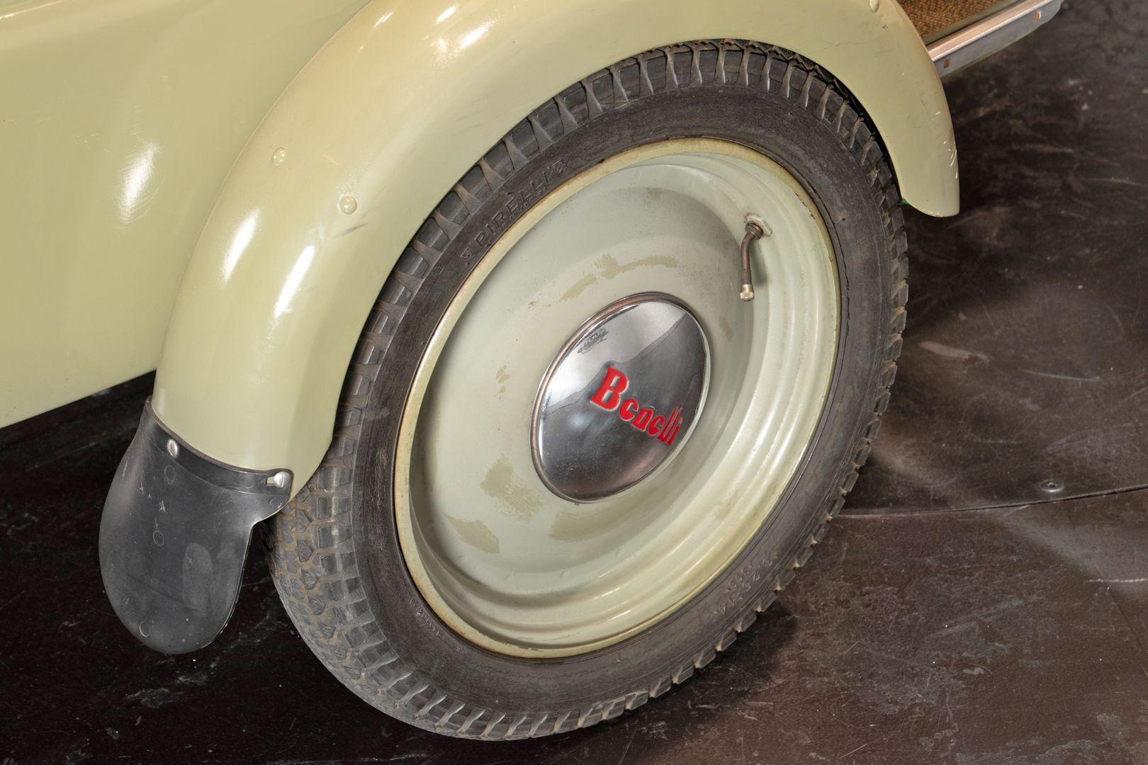 1956 Benelli 125 Leoncino Rikshaws 74333