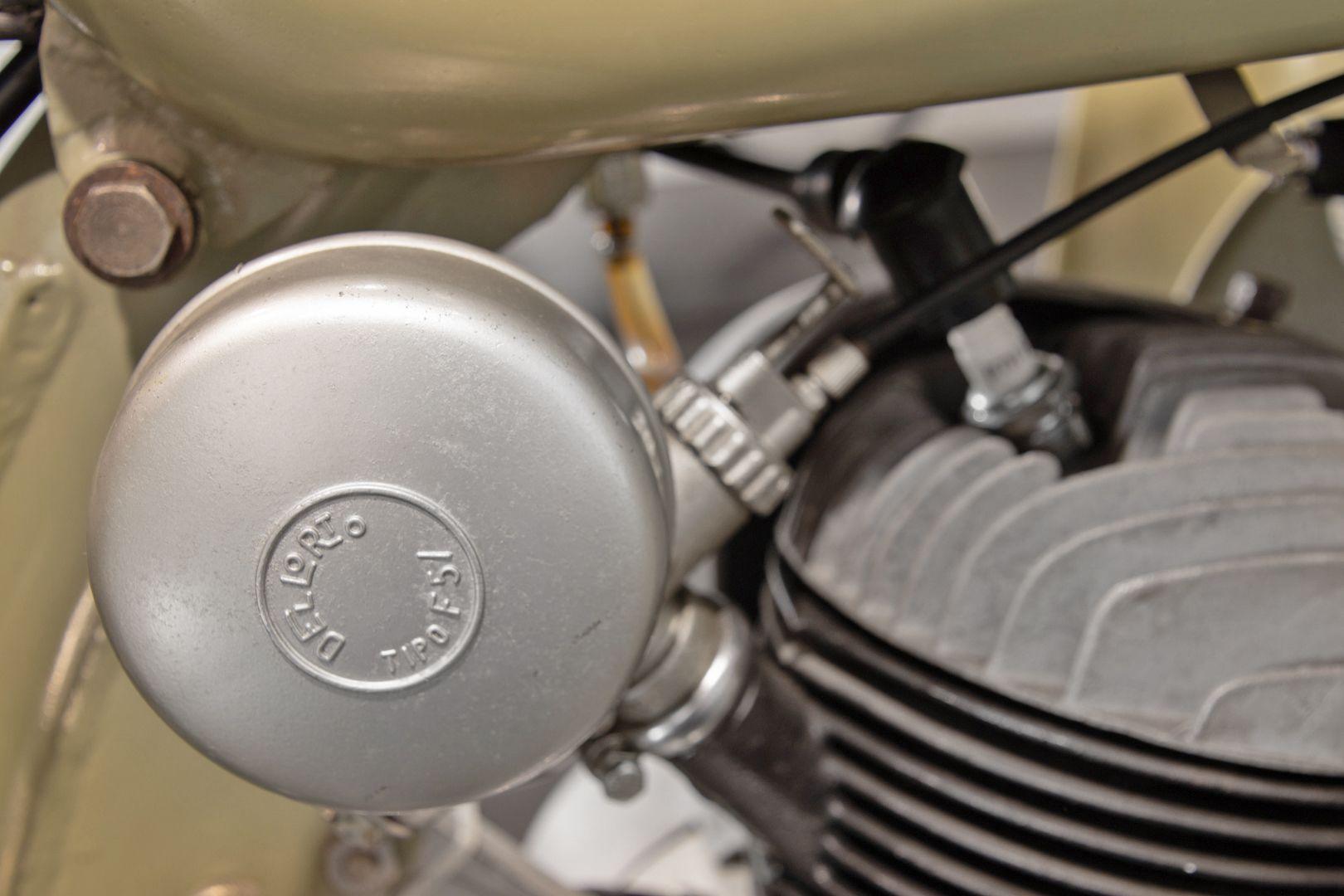 1956 Benelli 125 Leoncino Rikshaws 74335