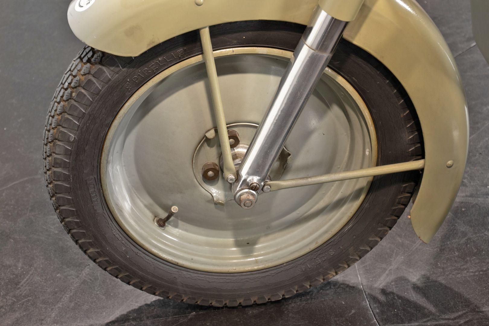 1956 Benelli 125 Leoncino Rikshaws 74337