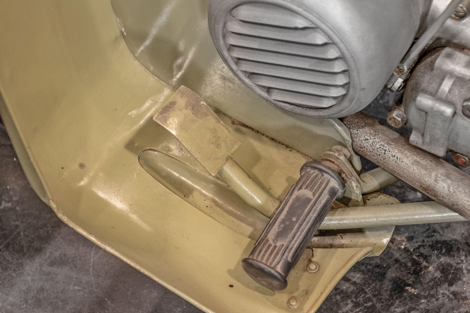 1956 Benelli 125 Leoncino Rikshaws 74338