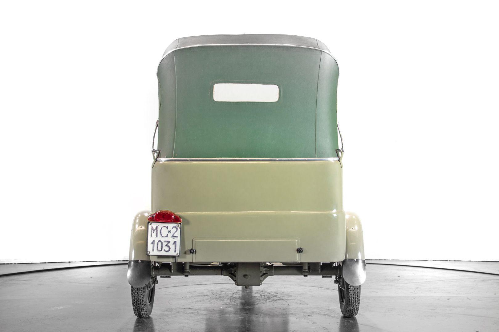 1956 Benelli 125 Leoncino Rikshaws 74321