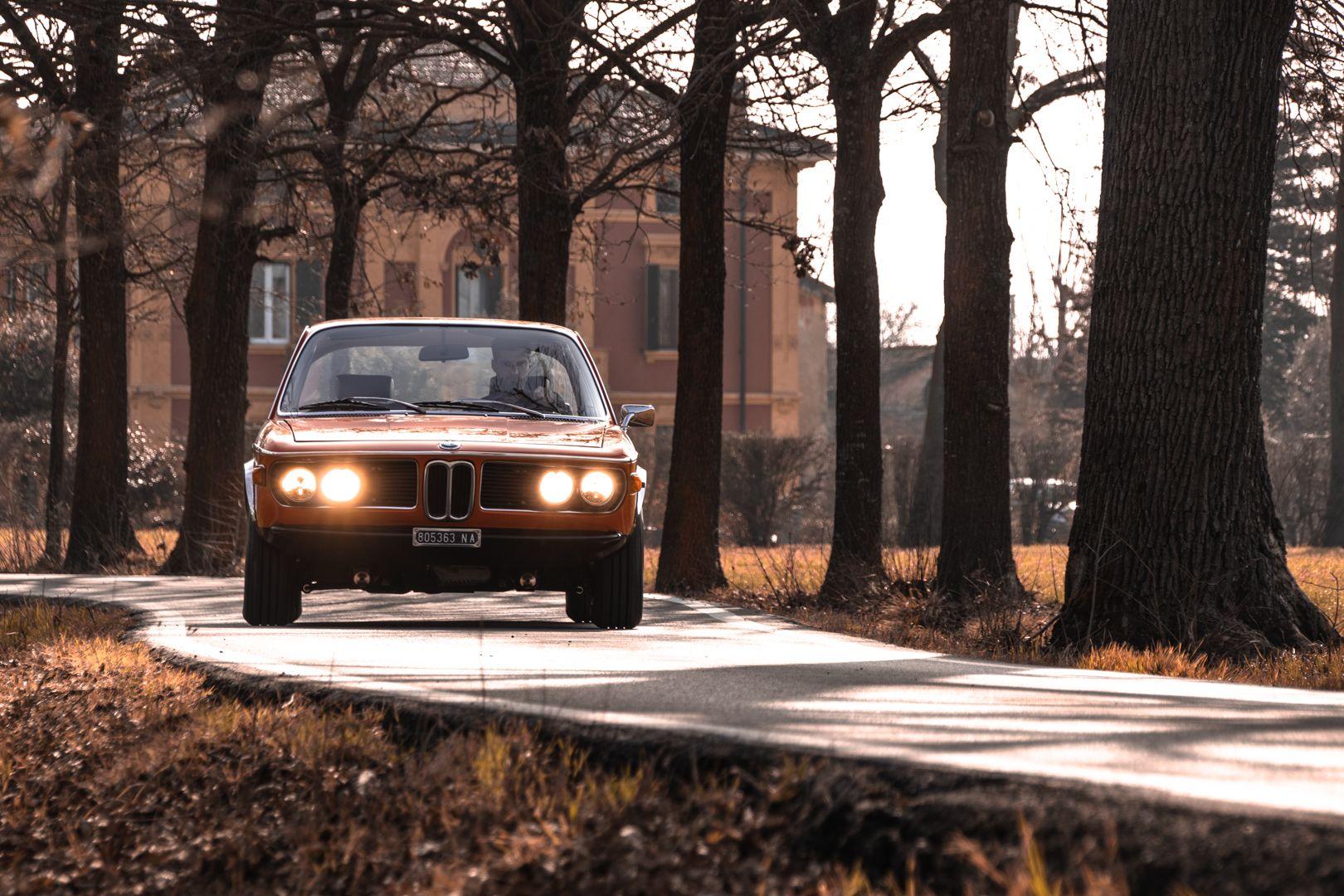 1971 BMW 3.0 CSL 62441