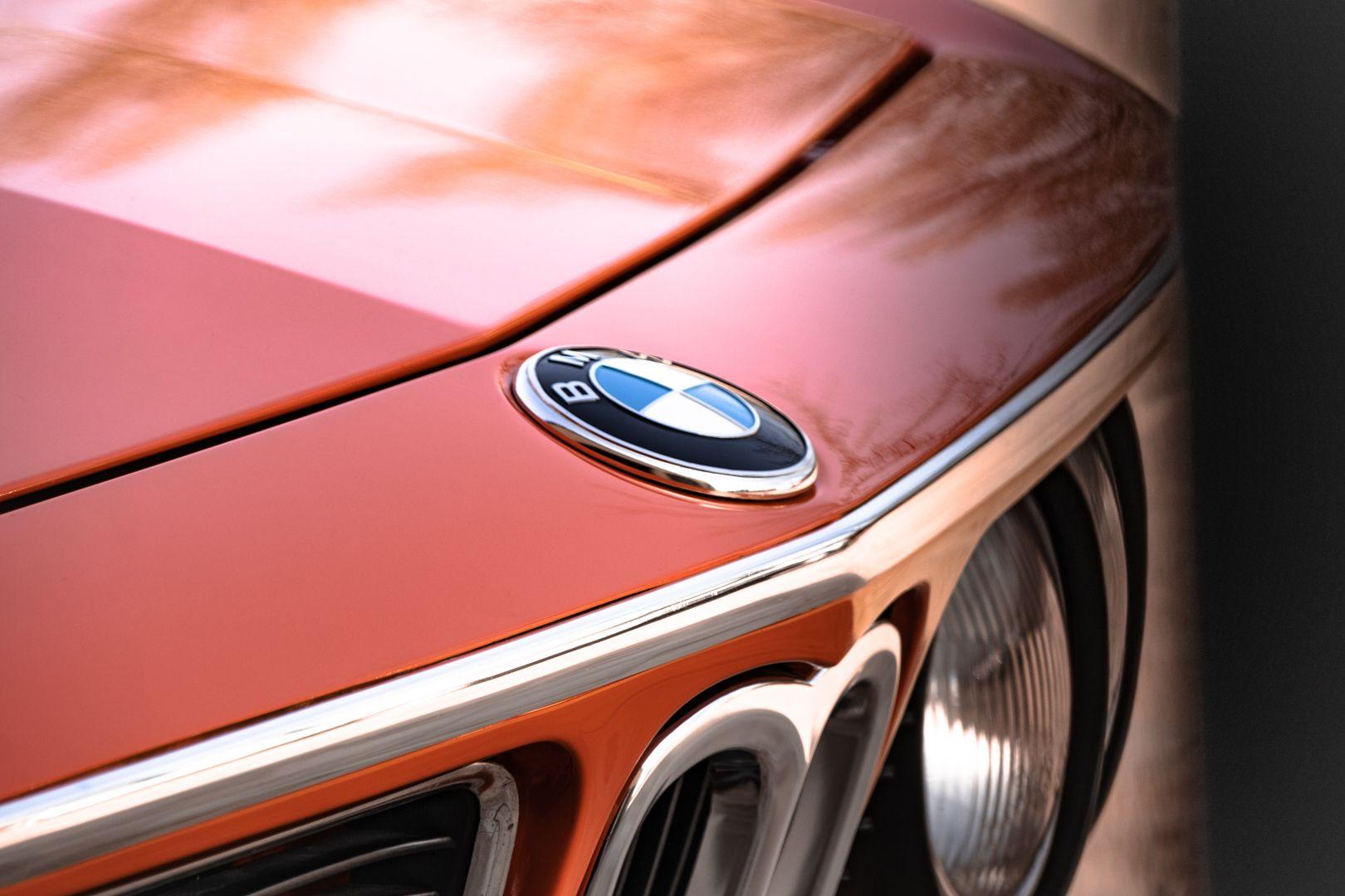 1971 BMW 3.0 CSL 62435