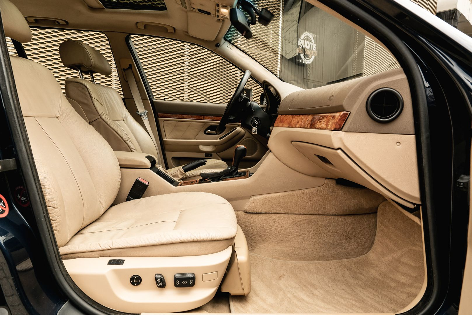 1998 BMW Alpina B10 Touring V8 82/204 78195