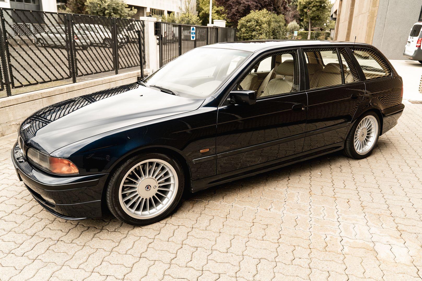 1998 BMW Alpina B10 Touring V8 82/204 78168