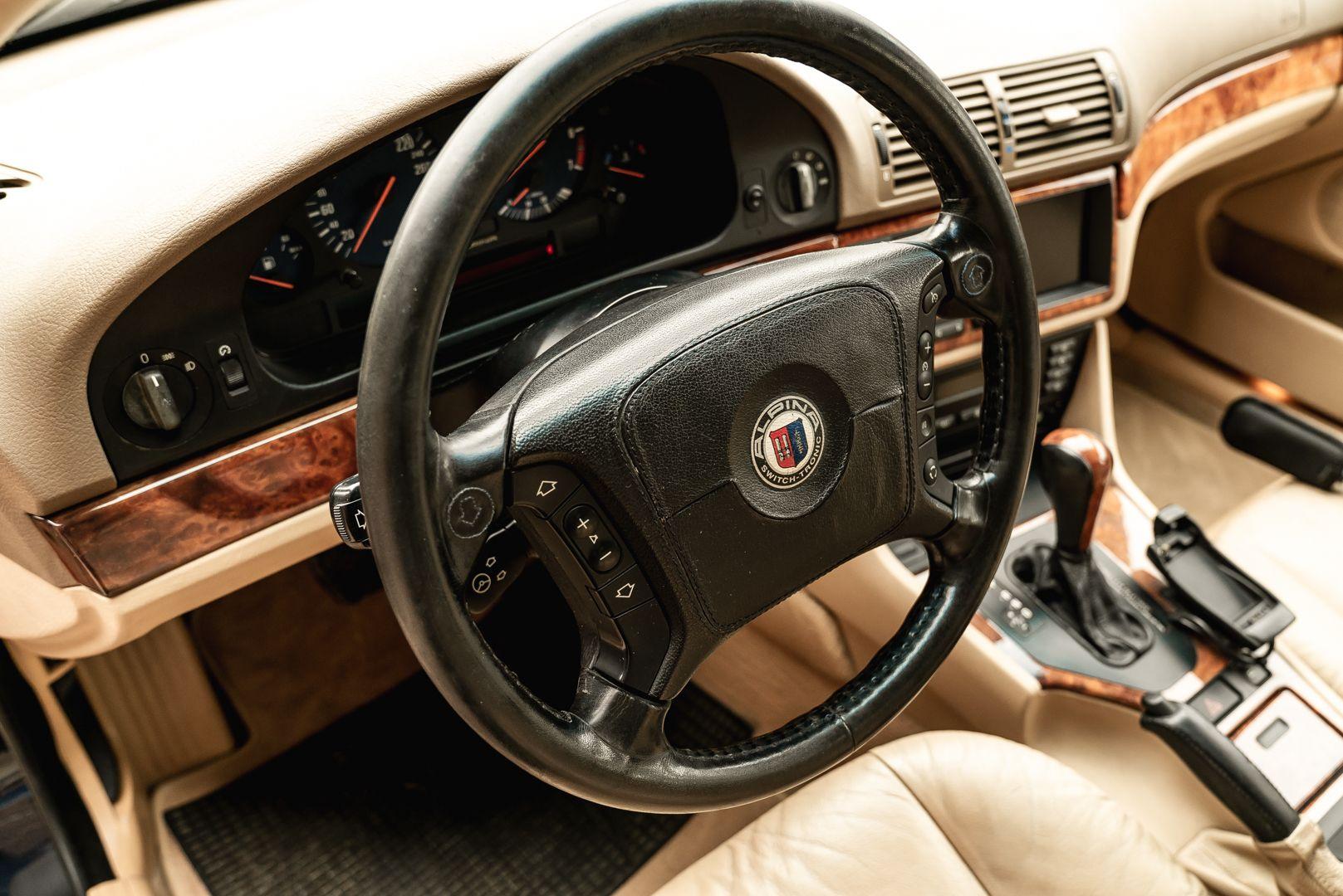 1998 BMW Alpina B10 Touring V8 82/204 78180